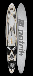 Airinside Patrik Diethelm Windsurf Boards Speed AI 40