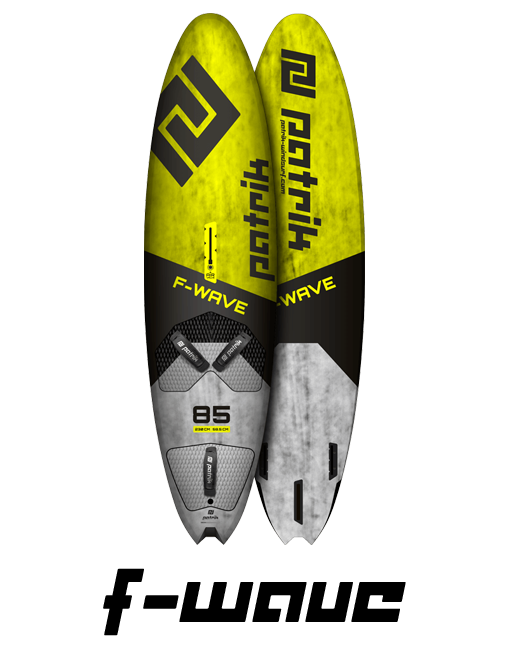 F-Wave Patrik Diethelm Windsurf Boards