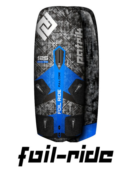 Foil-Ride Patrik Diethelm Windsurf Boards