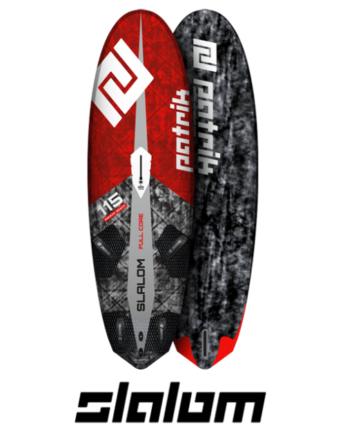 Slalom Patrik Diethelm Windsurf Boards